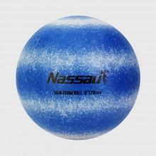 낫소 스트라입 피구공 폼볼 8인치 20cm(NFT-R190)