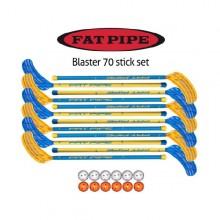 뉴스포츠 플로어볼 스틱세트 - 보급형) Fapipe Blaster 70 set