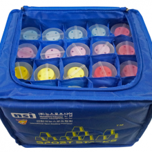 뉴스포츠 스포츠스택 주니어 20팩 세트 (컵20세트+가방)